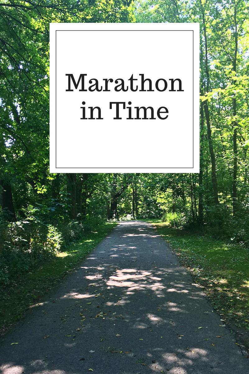 marathon musings